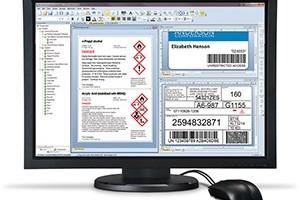 Kết nối SQL phần mềm in mã vạch Bartender