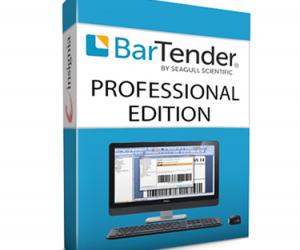 Phần mềm in nhãn mã vạch Bartender