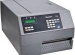 Chỉnh nhiệt độ in máy in Intermec PX4i sử dụng ngôn ngữ Zsim