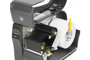 Căn chỉnh cảm biến nhãn máy in ZT220