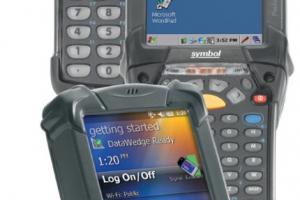 Cài Windows Mobile máy kiểm kho MC92N0