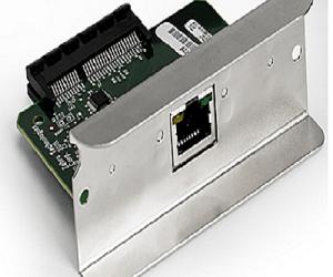 Card mạng Ethernet cho máy in mã vạch Zebra  ZT200 Series