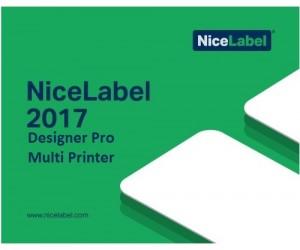 Phần mềm in mã vạch NiceLabel 2017