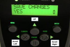 Căn chỉnh cảm biến nhãn Zebra S4M